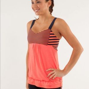 Lululemon Run Back on Track Tank